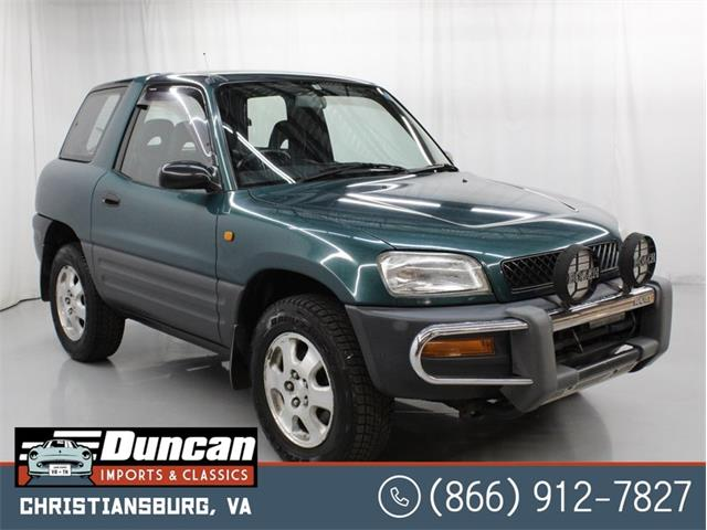 1995 Toyota Rav4 (CC-1389383) for sale in Christiansburg, Virginia