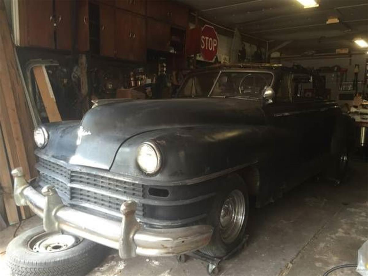 1948 Chrysler New Yorker (CC-1389385) for sale in Cadillac, Michigan