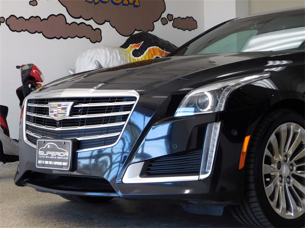 2018 Cadillac CTS (CC-1389388) for sale in Hamburg, New York