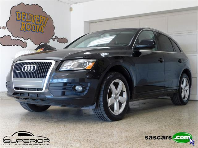 2012 Audi Q5 (CC-1389391) for sale in Hamburg, New York