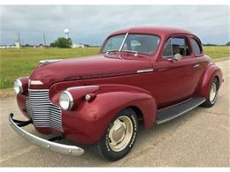 1940 Chevrolet Coupe (CC-1389414) for sale in Cadillac, Michigan
