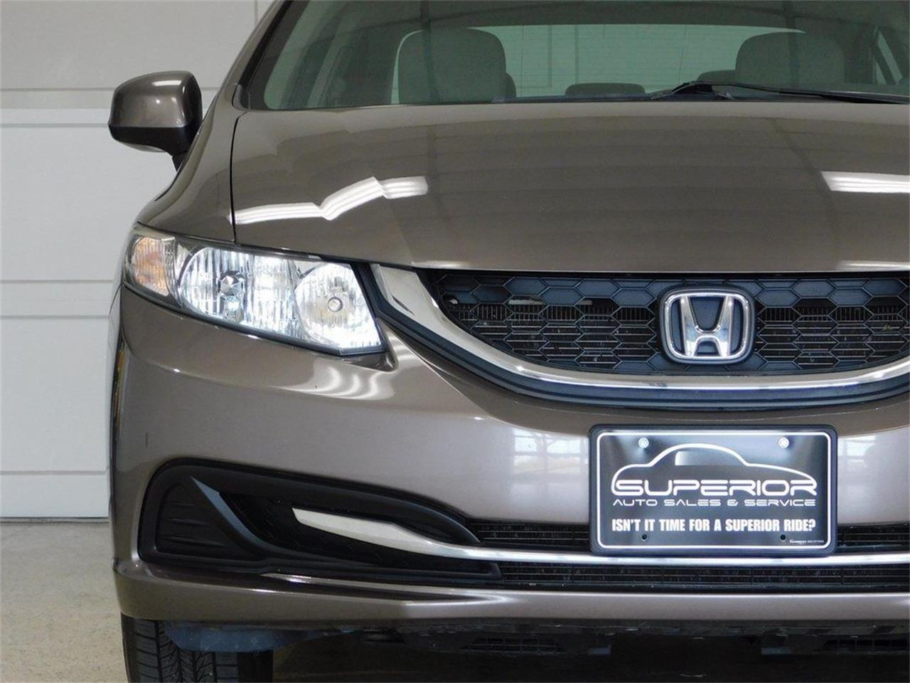 2013 Honda Civic (CC-1380942) for sale in Hamburg, New York