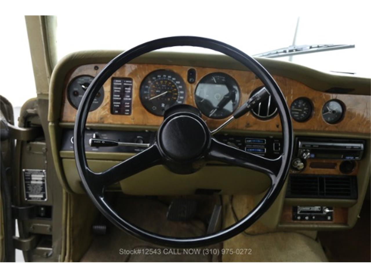 1979 Rolls-Royce Silver Wraith II (CC-1389422) for sale in Beverly Hills, California