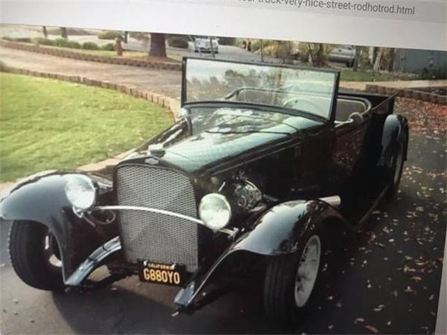 1933 Chevrolet Roadster (CC-1389426) for sale in Cadillac, Michigan