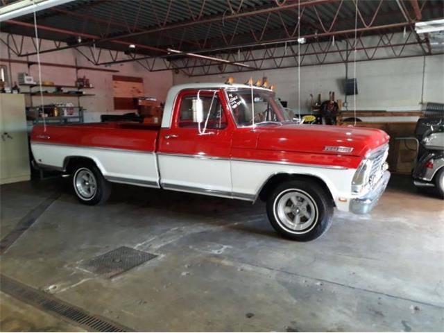 1967 Ford F100 (CC-1389428) for sale in Cadillac, Michigan