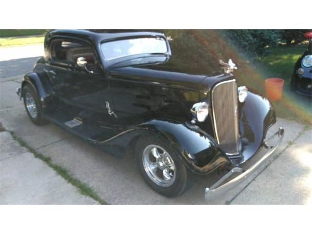 1934 Chevrolet Custom (CC-1389429) for sale in Cadillac, Michigan