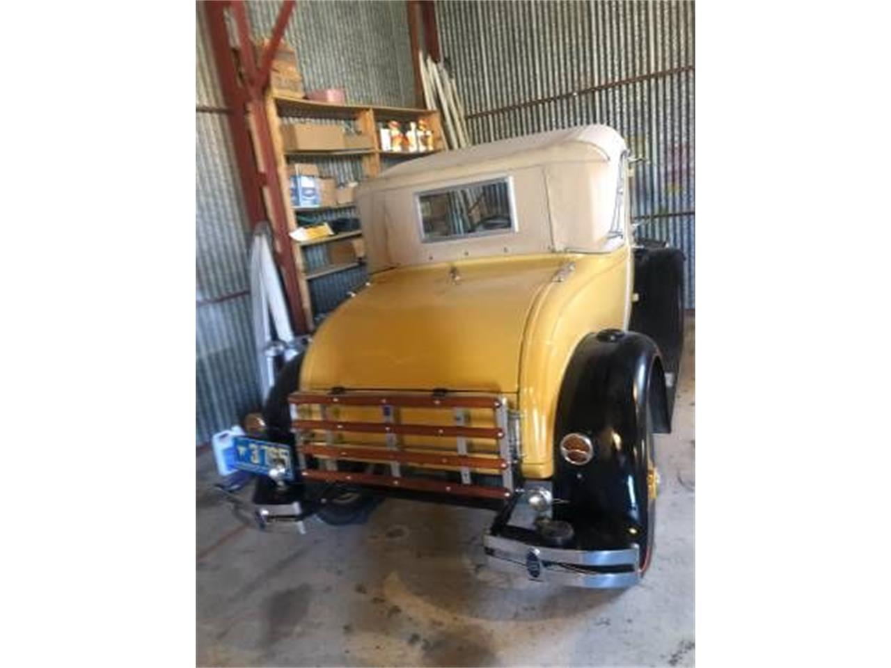 1929 Ford Model A (CC-1389430) for sale in Cadillac, Michigan