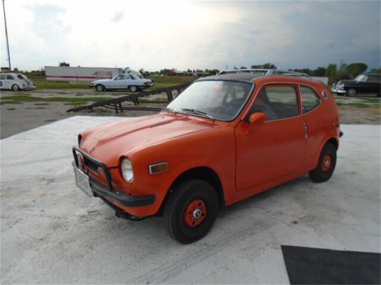 1972 Honda Coupe (CC-1389438) for sale in Staunton, Illinois