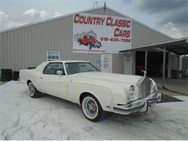1976 Chevrolet Monte Carlo (CC-1389439) for sale in Staunton, Illinois