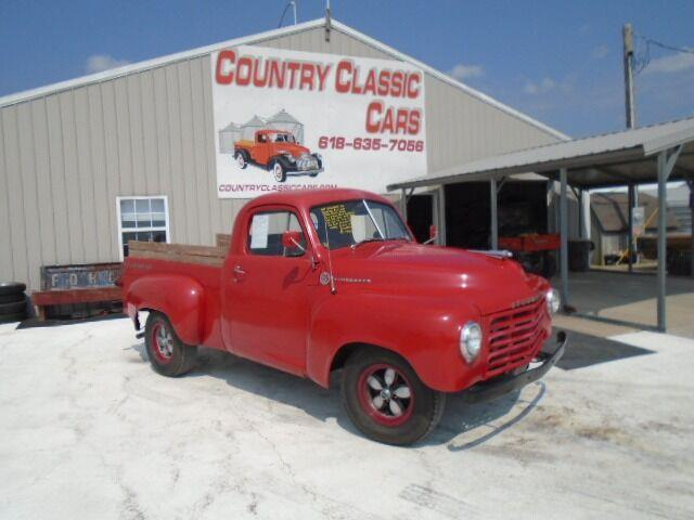 1949 Studebaker Truck (CC-1389440) for sale in Staunton, Illinois