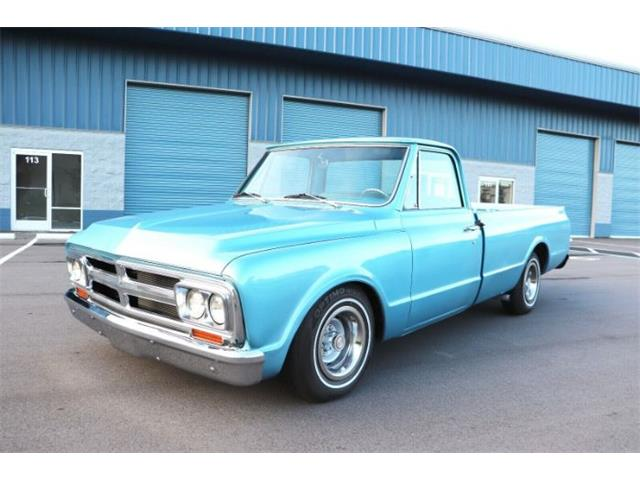 1968 GMC Truck (CC-1389458) for sale in Cadillac, Michigan