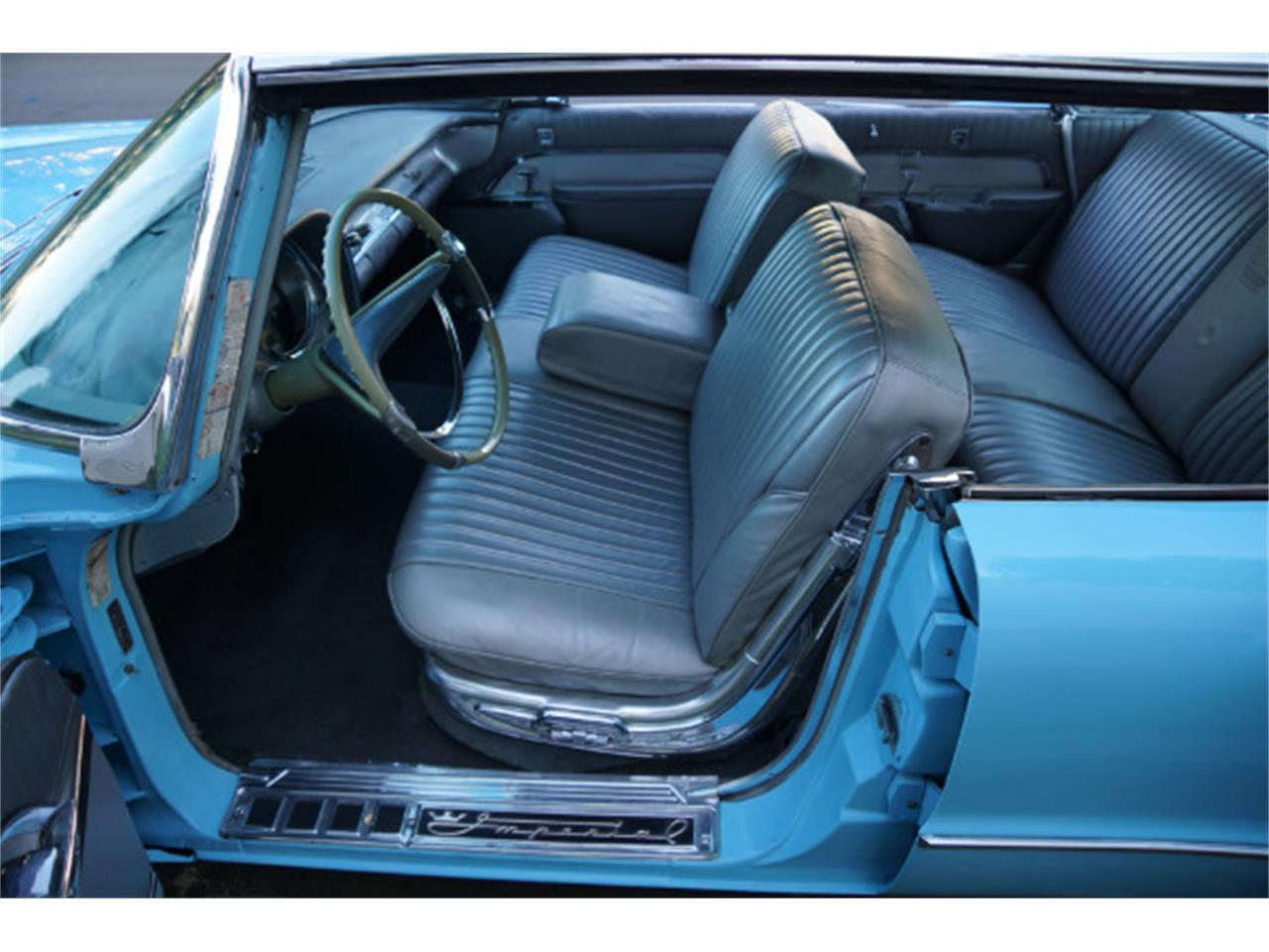 1957 Chrysler Imperial (CC-1389501) for sale in Torrance, California