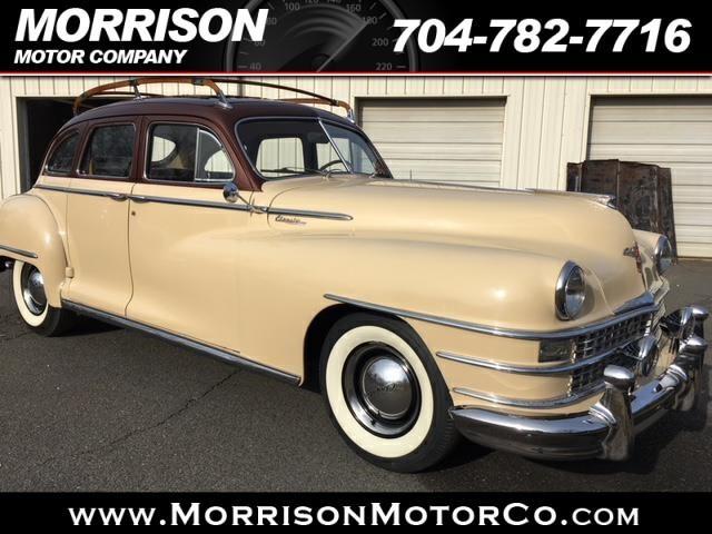 1948 Chrysler Traveler (CC-1389503) for sale in Concord, North Carolina