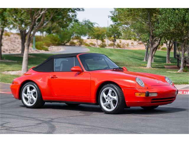 1996 Porsche 911/993