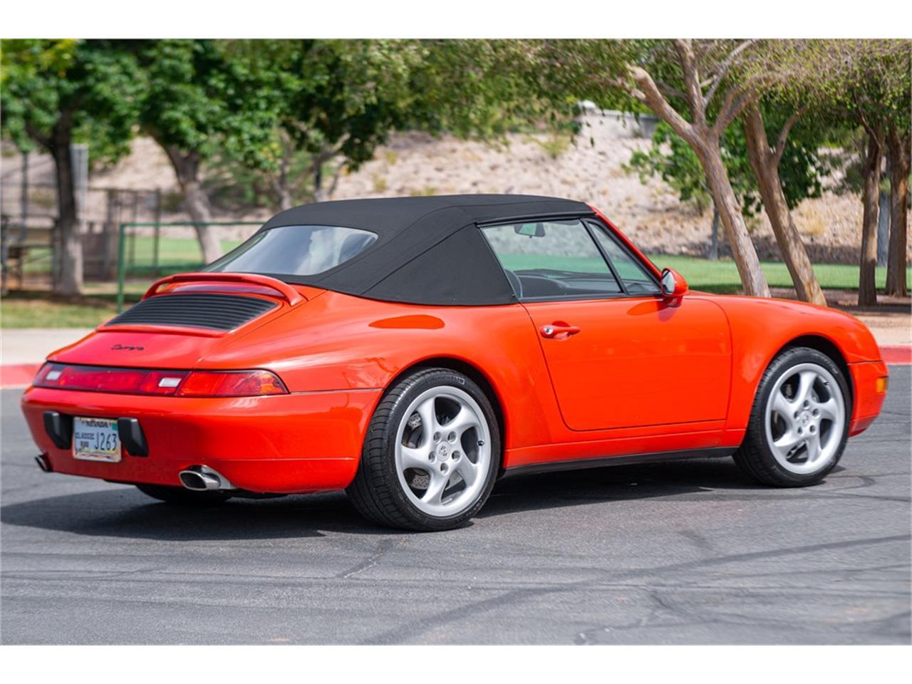 1996 Porsche 911/993 (CC-1389516) for sale in Henderson, Nevada