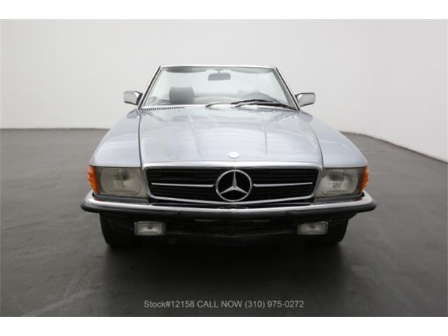 1982 Mercedes-Benz 280SL