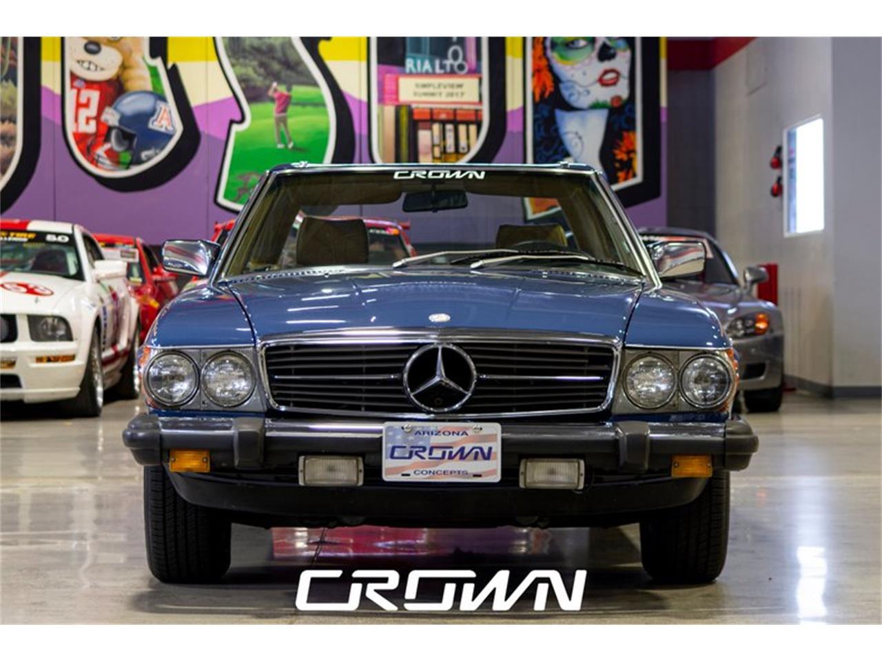 1982 Mercedes-Benz 380SL (CC-1389533) for sale in Tucson, Arizona
