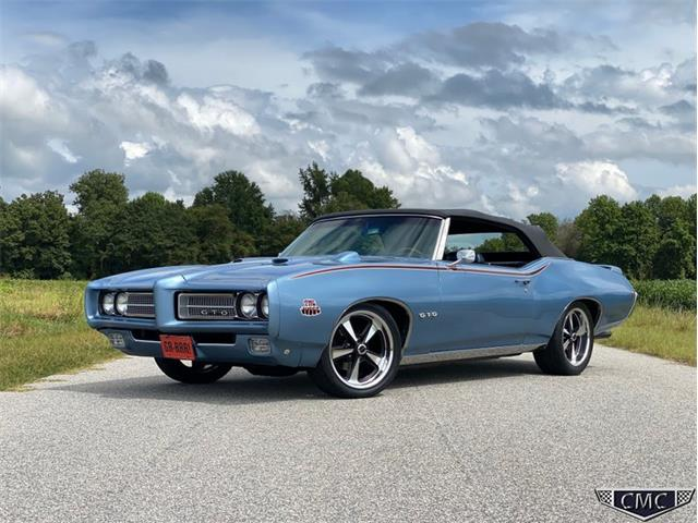 1969 Pontiac GTO (CC-1389567) for sale in Apex, North Carolina