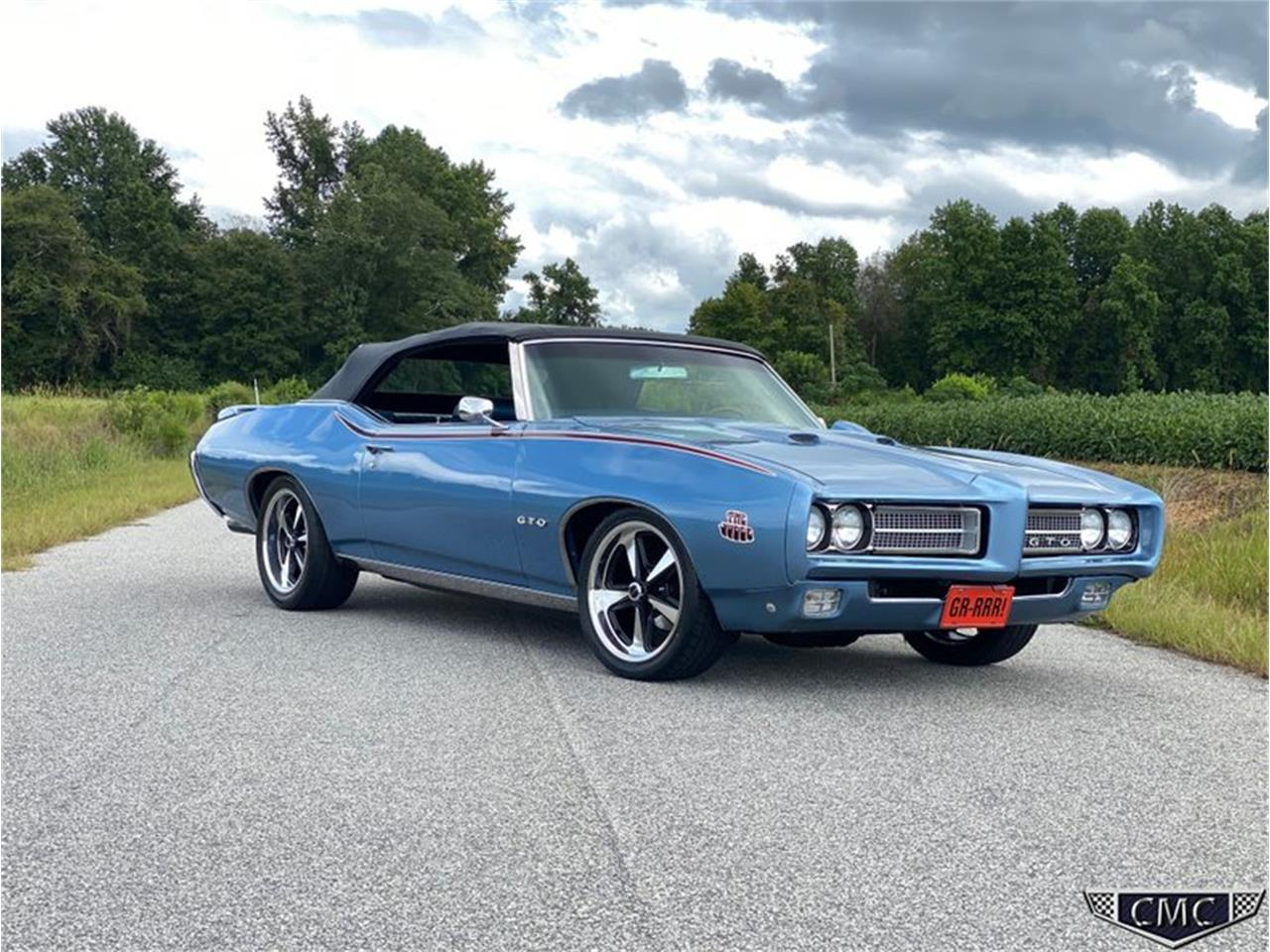 1969 Pontiac GTO (CC-1389567) for sale in Apex, North Carolina