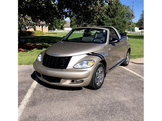 2005 Chrysler PT Cruiser (CC-1389568) for sale in Maple Lake, Minnesota