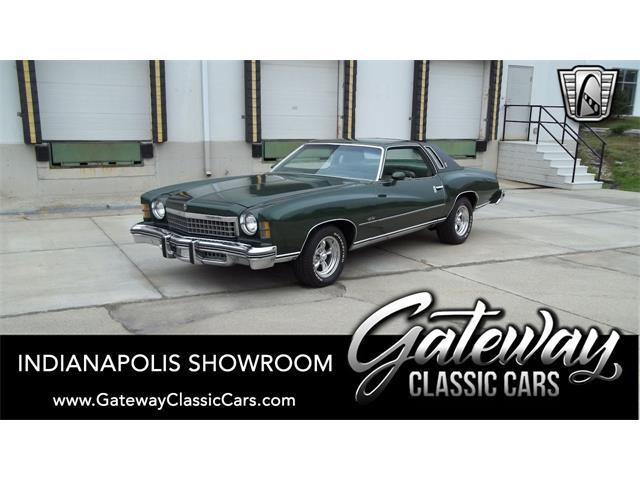 1974 Chevrolet Monte Carlo (CC-1389574) for sale in O'Fallon, Illinois