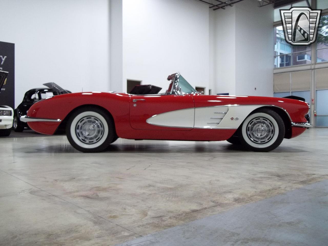 1959 Chevrolet Corvette (CC-1389576) for sale in O'Fallon, Illinois
