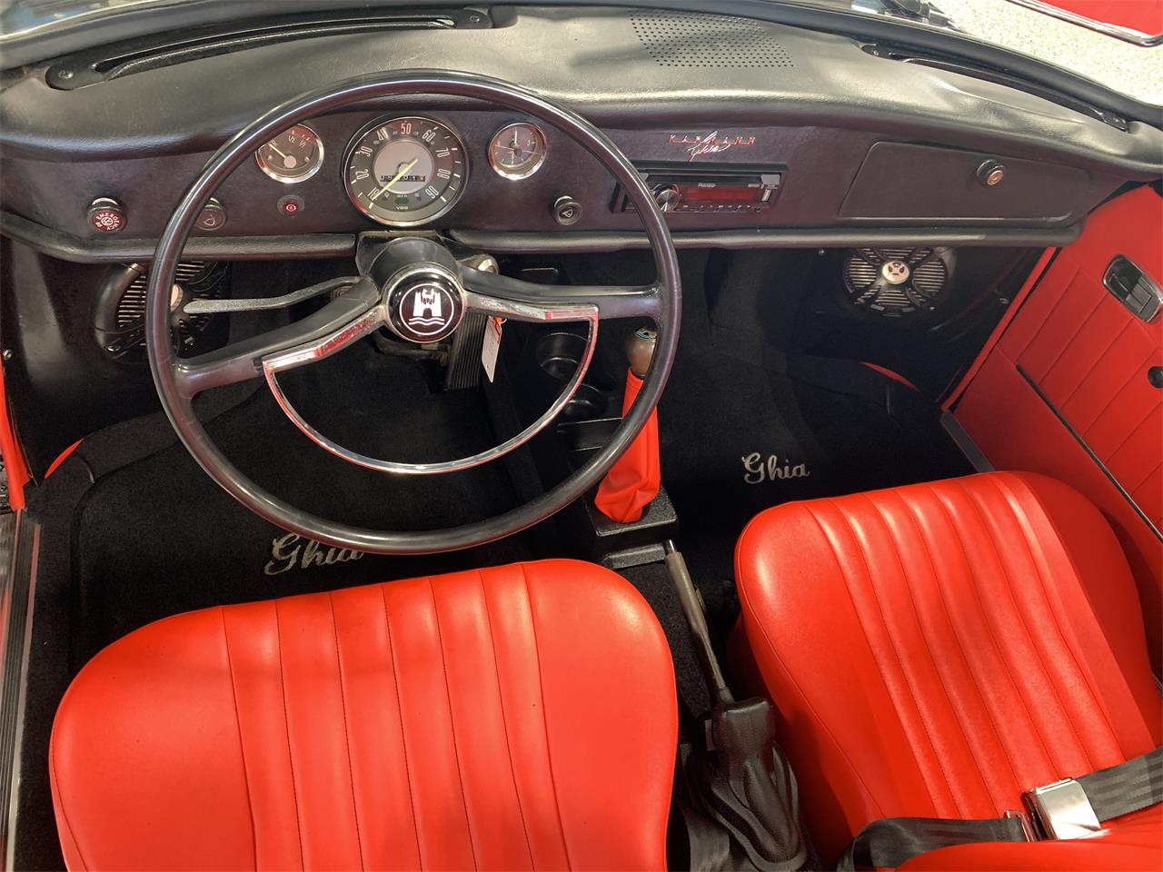 1971 Volkswagen Karmann Ghia (CC-1389582) for sale in Hamilton, Ohio