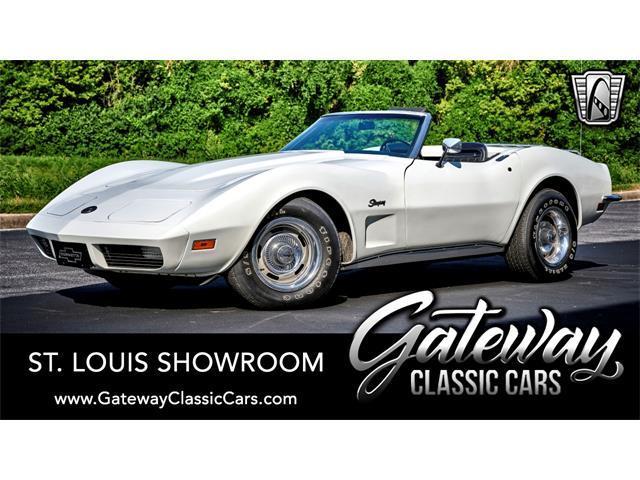 1973 Chevrolet Corvette (CC-1389590) for sale in O'Fallon, Illinois