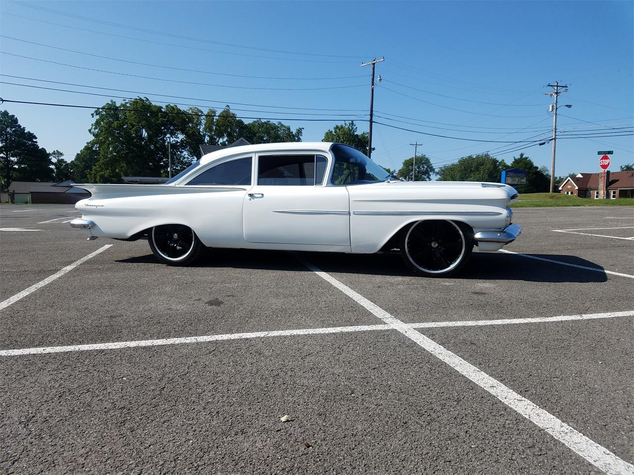 1959 Chevrolet Biscayne (CC-1389597) for sale in Shelbyville, Tennessee