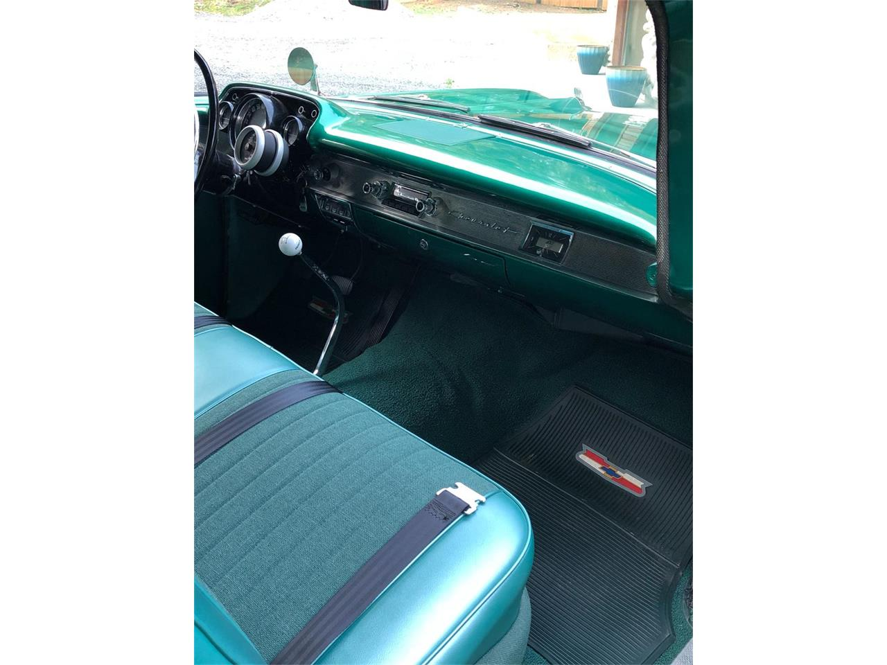 1957 Chevrolet Bel Air (CC-1389604) for sale in Arlington, Washington