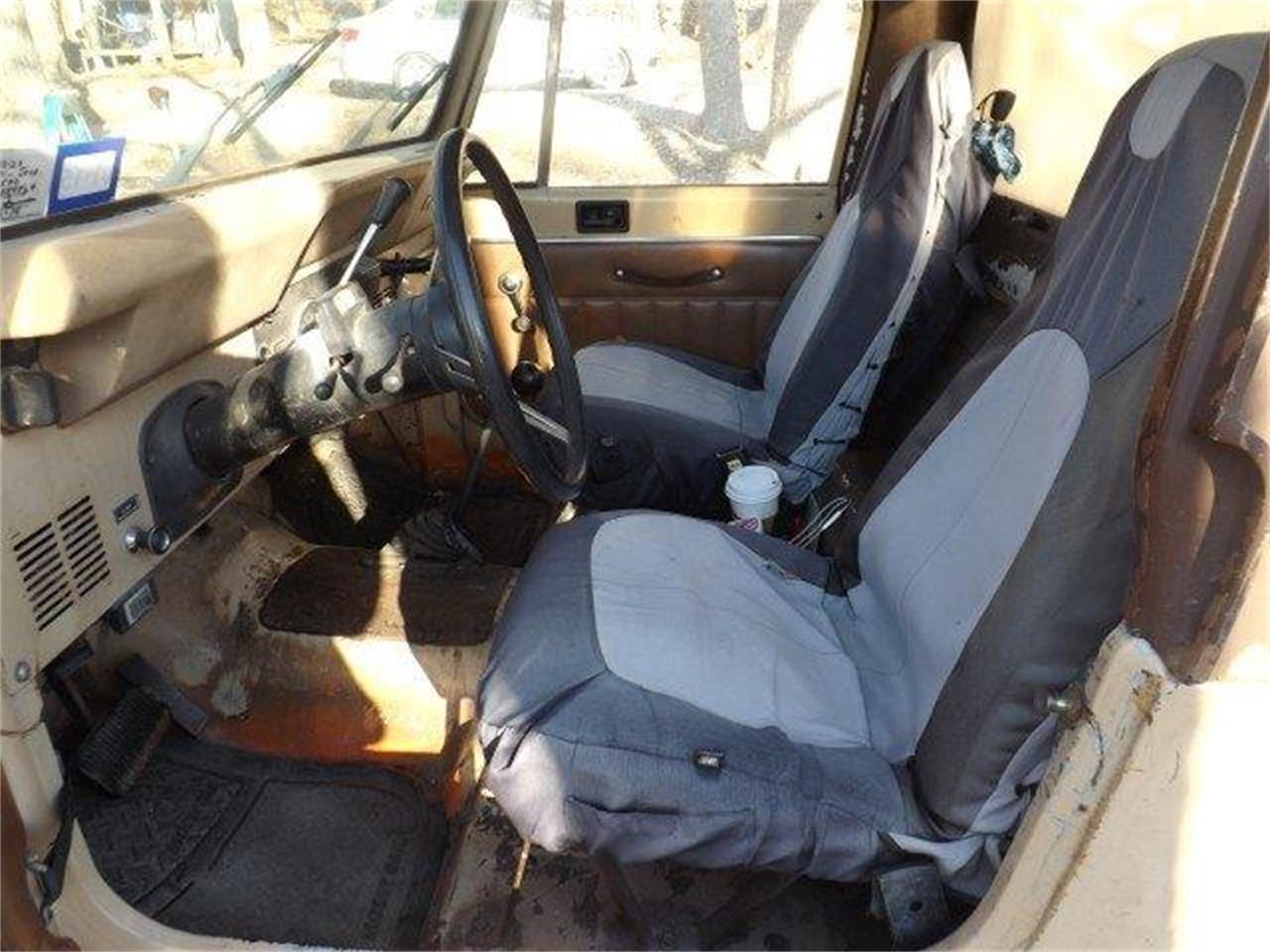 1981 Jeep CJ8 Scrambler (CC-1389631) for sale in Gainesville, Texas