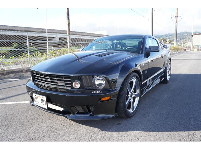 2008 Ford Mustang (Saleen)