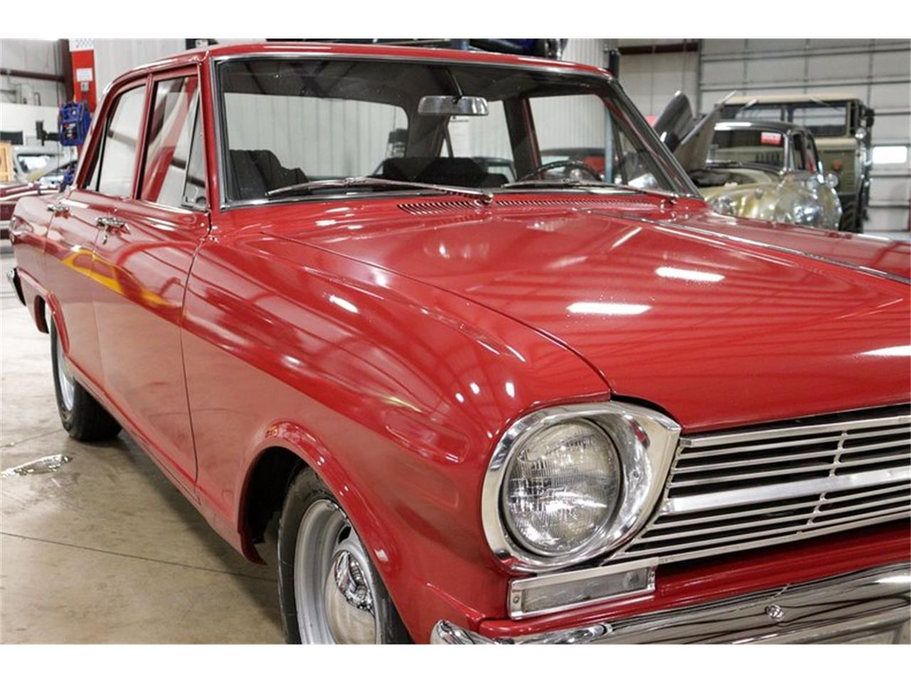 1962 Chevrolet Nova (CC-1389646) for sale in Kentwood, Michigan