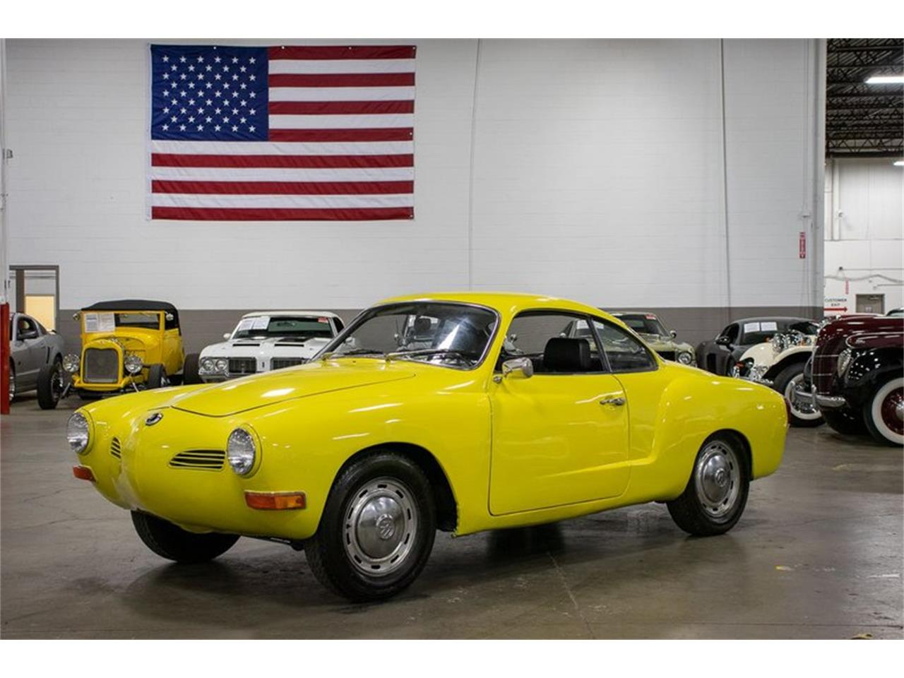 1971 Volkswagen Karmann Ghia (CC-1389650) for sale in Kentwood, Michigan