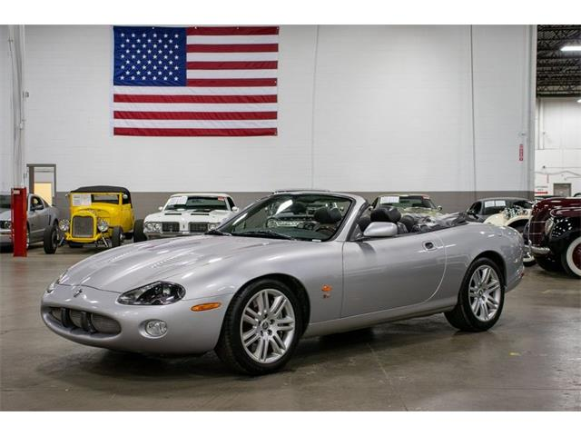 2003 Jaguar XKR (CC-1389652) for sale in Kentwood, Michigan