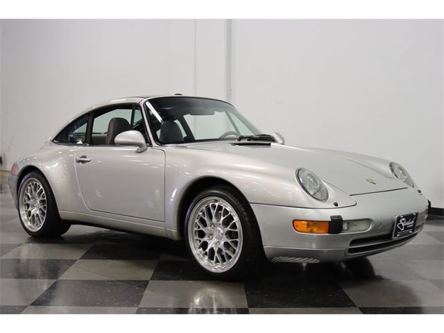 1997 Porsche 911 (CC-1389657) for sale in Ft Worth, Texas