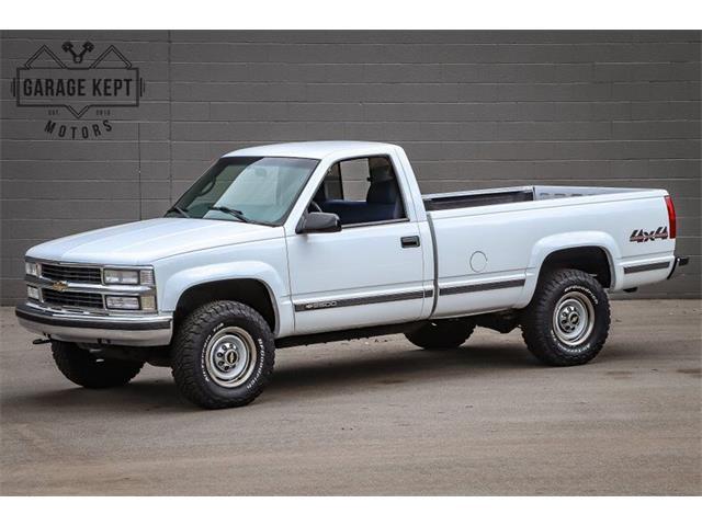 2000 Chevrolet C/K 2500 (CC-1389694) for sale in Grand Rapids, Michigan