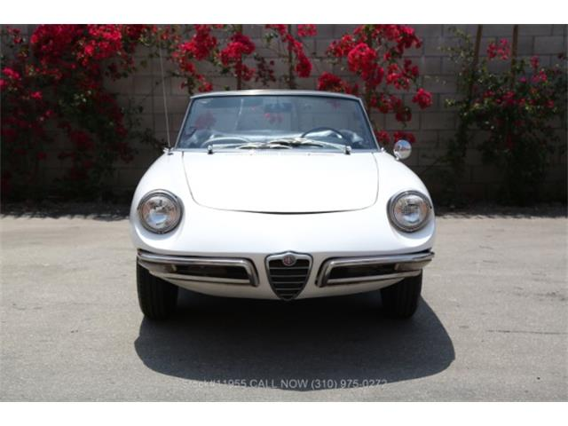 1967 Alfa Romeo Duetto (CC-1389697) for sale in Beverly Hills, California