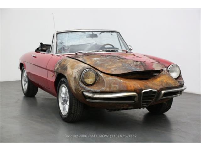 1967 Alfa Romeo Giulia Spider (CC-1389698) for sale in Beverly Hills, California