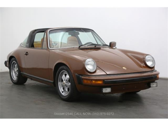 1978 Porsche 911SC (CC-1389705) for sale in Beverly Hills, California