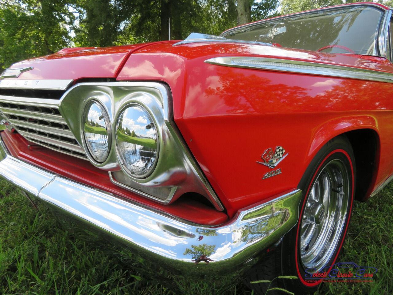 1962 Chevrolet Impala (CC-1389714) for sale in Hiram, Georgia