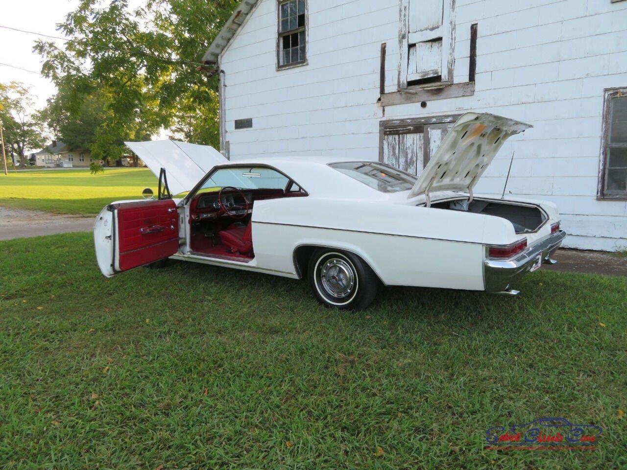 1966 Chevrolet Impala (CC-1389715) for sale in Hiram, Georgia