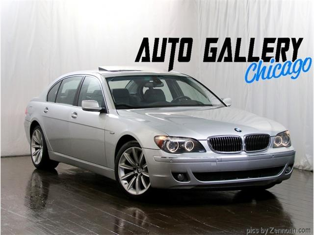 2007 BMW 7 Series (CC-1389736) for sale in Addison, Illinois