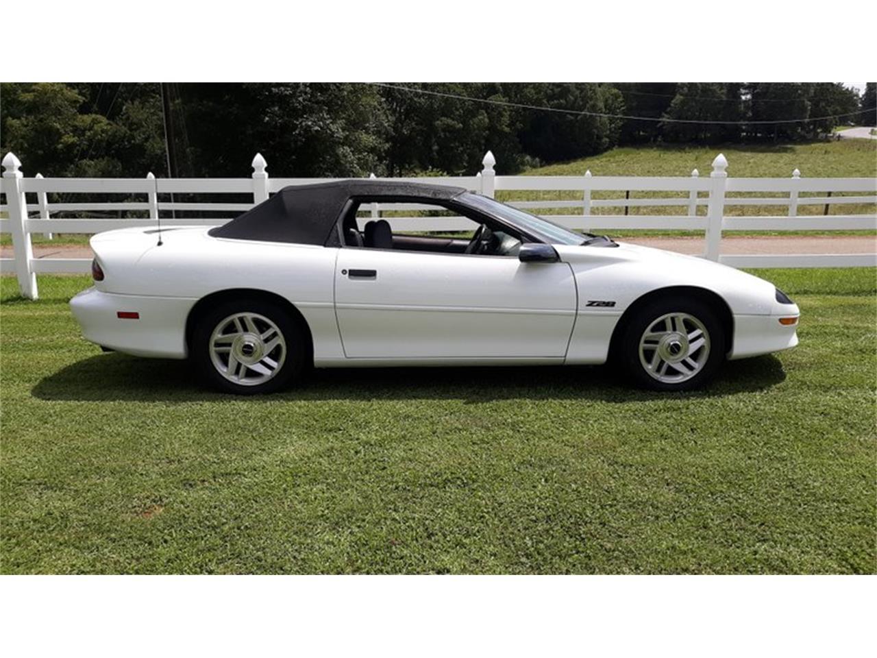 1994 Chevrolet Camaro (CC-1389749) for sale in Greensboro, North Carolina