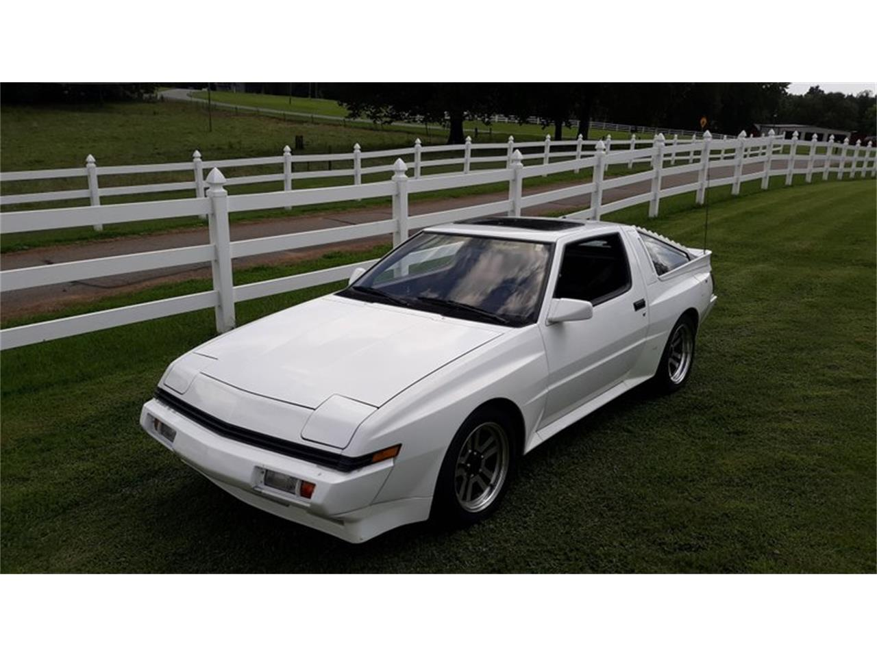 1987 Mitsubishi Starion (CC-1389754) for sale in Greensboro, North Carolina