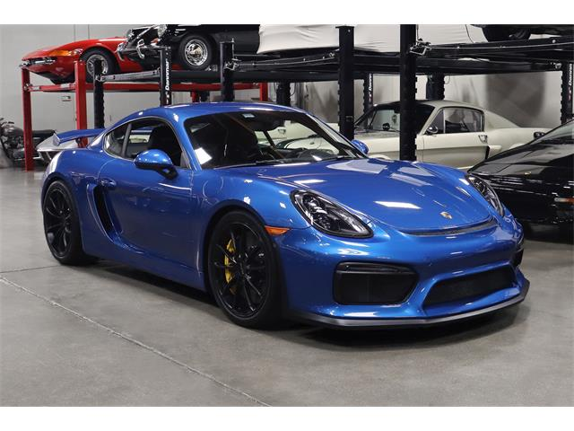2016 Porsche Cayman (CC-1389755) for sale in San Carlos, California