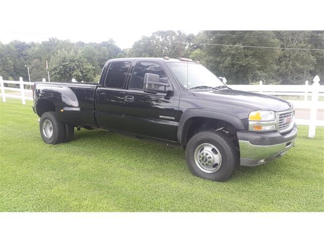 2002 GMC 3500 (CC-1389757) for sale in Greensboro, North Carolina
