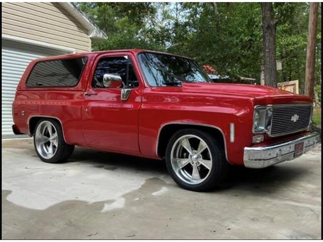 1978 Chevrolet Blazer (CC-1389762) for sale in Greensboro, North Carolina