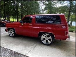 1978 Chevrolet Blazer (CC-1389762) for sale in Greensboro, North Carolina