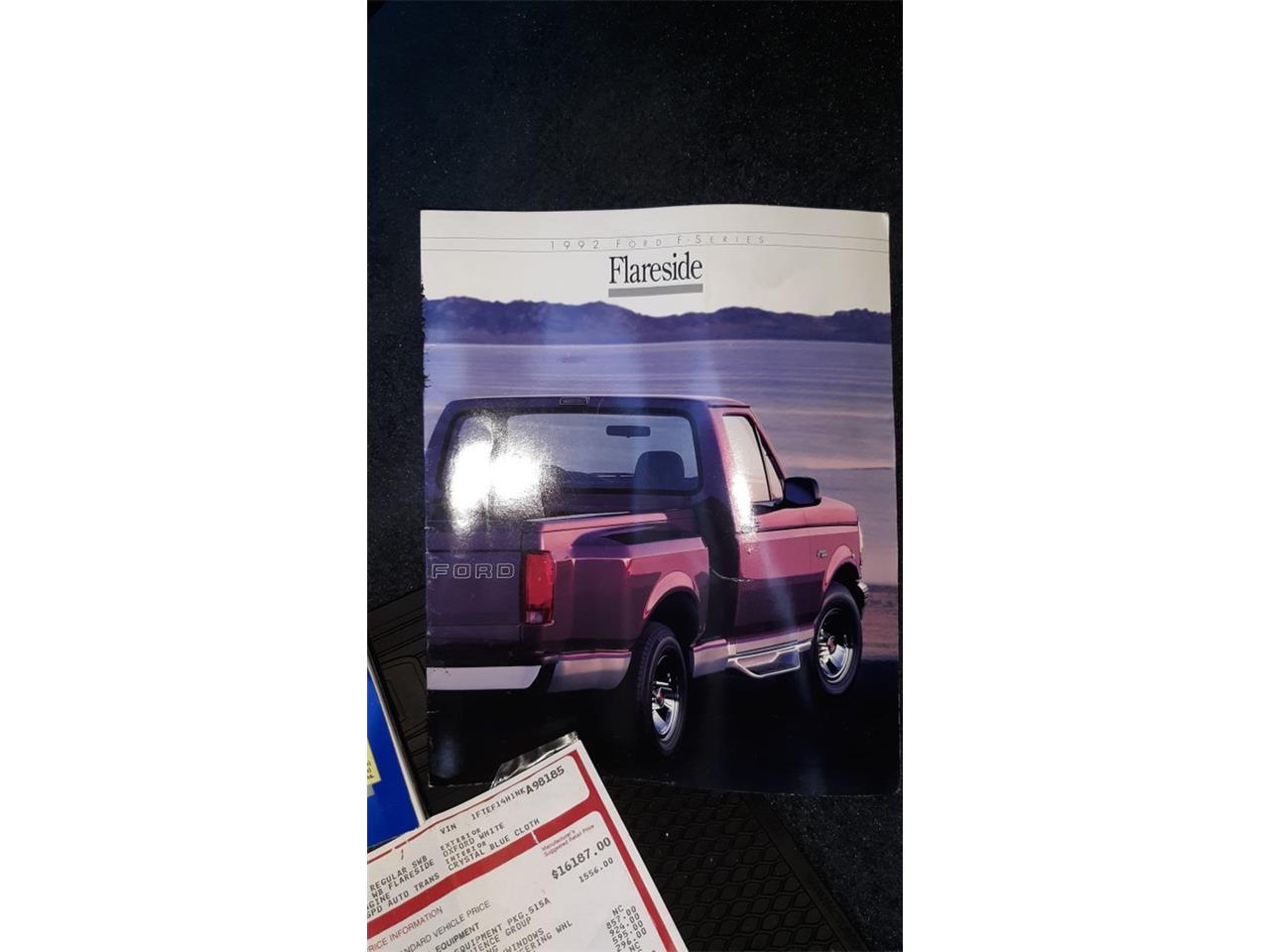 1992 Ford F150 (CC-1389766) for sale in Greensboro, North Carolina
